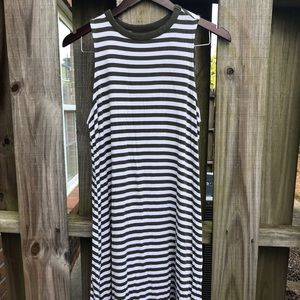 Time and Tru striped sundress
